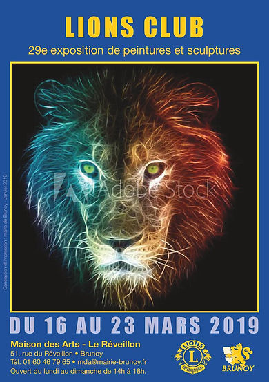 flyers AdobeStock expo brunoy lions club