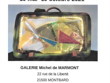 Exposition à Montbard