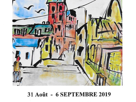 Exposition LE CROTOY