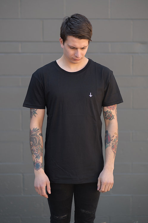 Simple Pleasures Tee - Black
