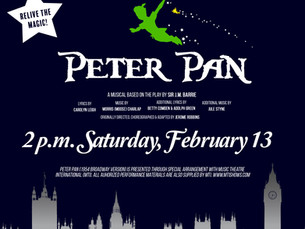 Relive the magic of 'Peter Pan'