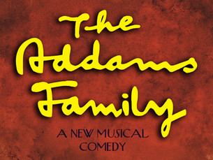Auditions: The Addams Family