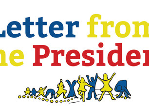 March 2020 Letter from the President