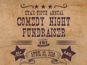 5th Annual Comedy Night Fundraiser