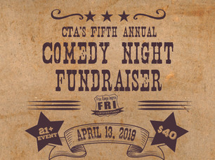 5th Annual Comedy Night Fundraiser