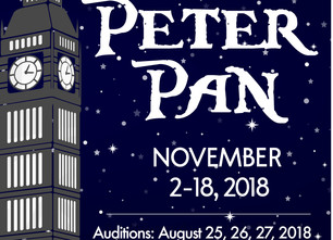 AUDITIONS: Peter Pan