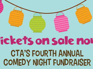 CTA's Comedy Night Fundraiser