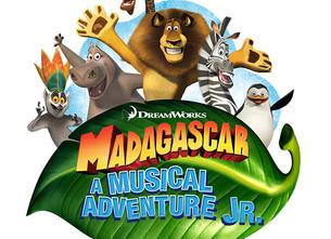Congratulations to the cast of Madagascar, Jr.