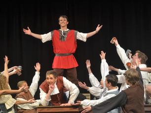"Meet the Cast: Michael Stafford, ""Gaston"""
