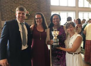 CTA wins prestigious Ruby Griffith Award