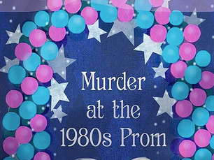 Oct. 10: Virtual Murder Mystery Party (for the adults)