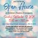 Volunteer Open House (Sept. 12 @ 11:30 a.m.)