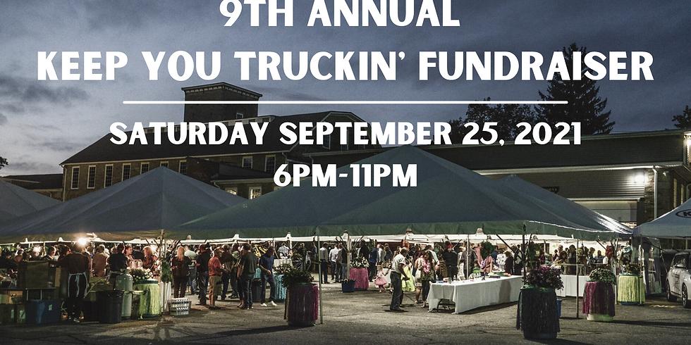 9th Annual Keep You Truckin' Fundraiser