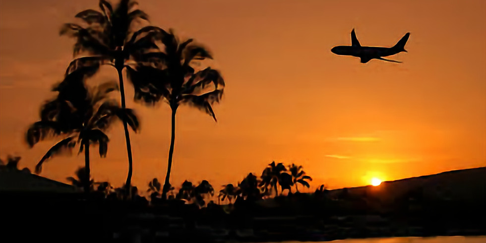 Southwest Airlines flies to Hawaiʻi - Grand Opening / Hula Show