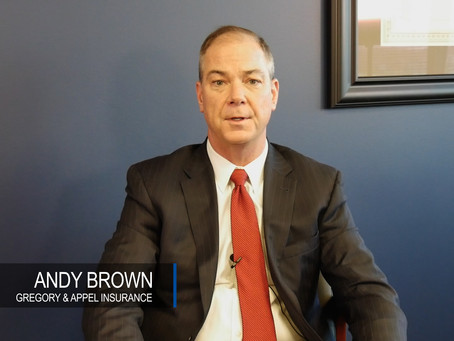 IPEP Celebrates 30 years with Video Interviewee, Andy Brown of Gregory & Appel