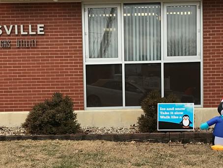 City of Batesville Wins IPEP Winter Awareness Contest