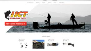 Honey Creek Tackle Website