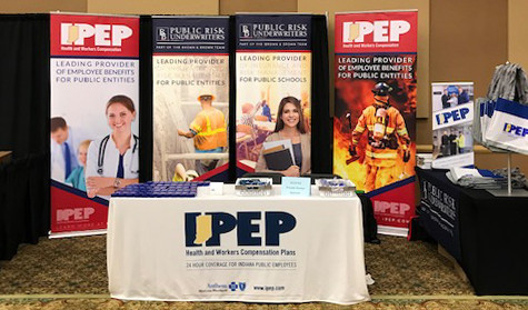 IPEP Conference Booth