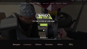 Trick Step Website