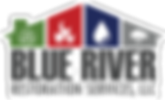 Blue River Restoration Logo