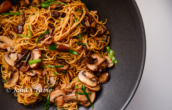 Lunar New Year nostalgia and long-life noodles