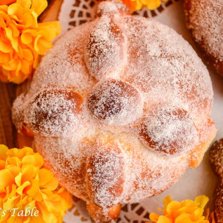 Día de Muertos, a trip back to the past and pan de muerto