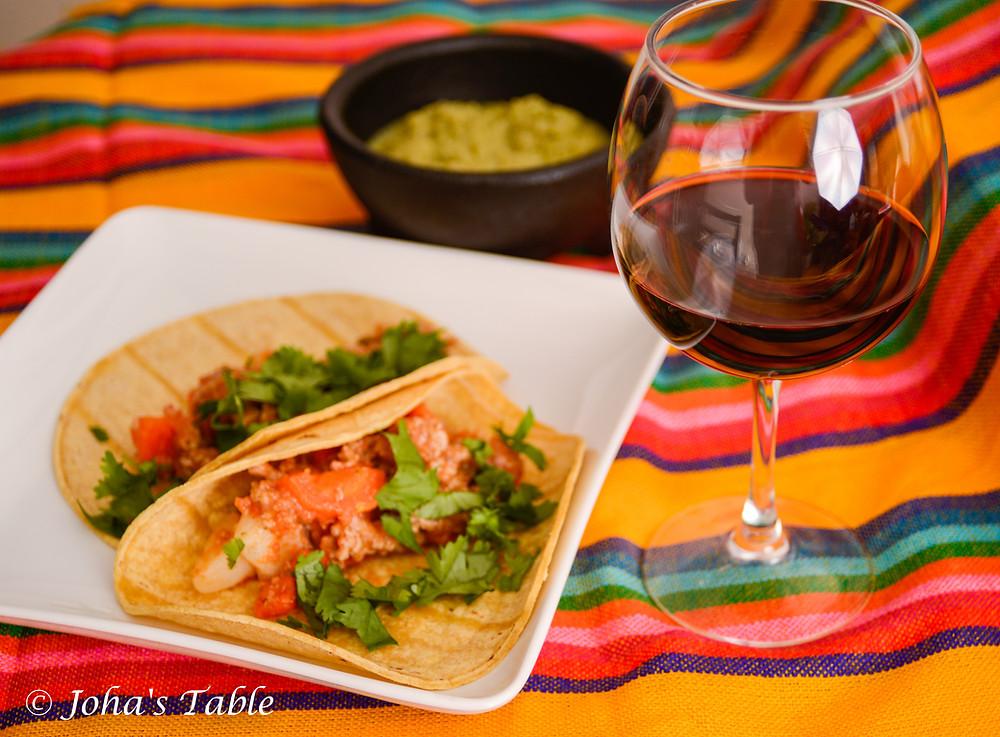 Vino para todos: Maridaje de vinos con comidas mexicanas