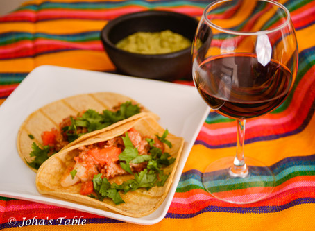 Wine for all: Wine Pairing with Mexican Foods