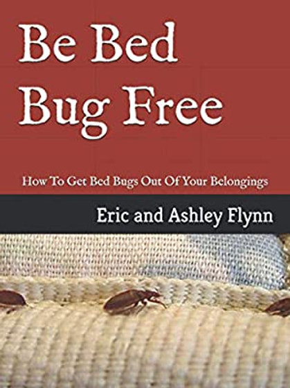 Be Bed Bug Free (Book)