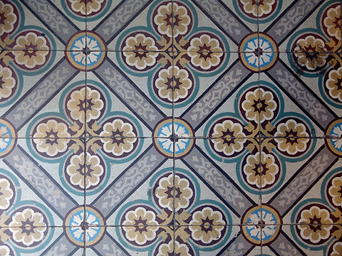 Tile Interior Design