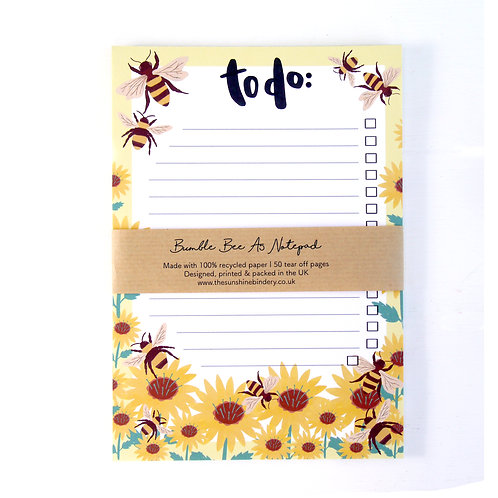 BUMBLE BEE TO DO PLANNER