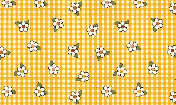 Retro Kitsch Secondary Pattern