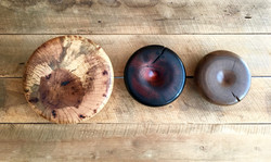 Hickory, Cherry, Oak Forms