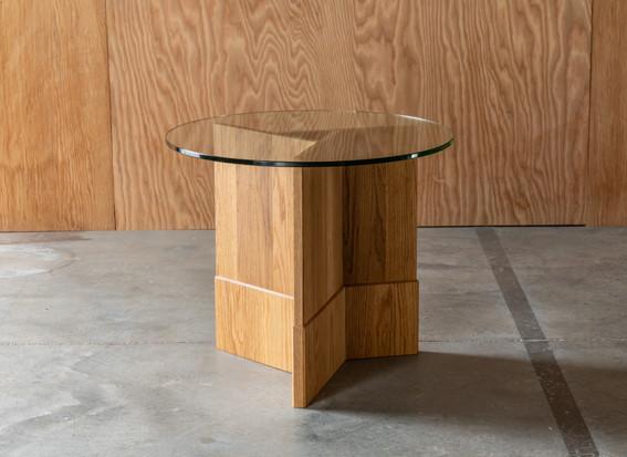 Stepside End Table