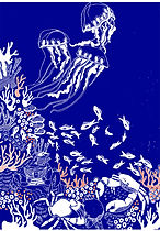 sous la mer crabe et meduses WEB.jpg