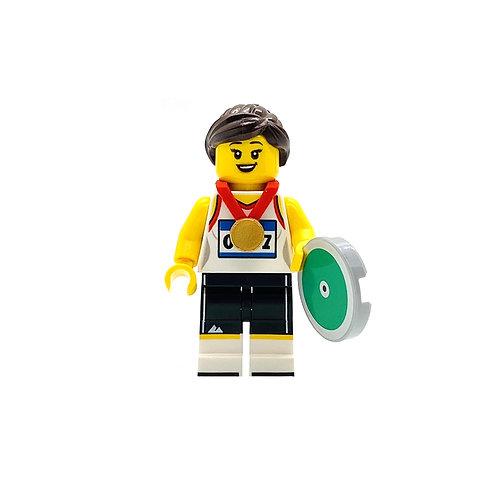 Athlete - Lego Minifigure Series 20 - (71027)