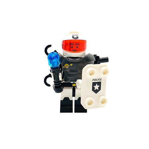 Space Police Guy - Lego Minifigure Series 21 - (71029)
