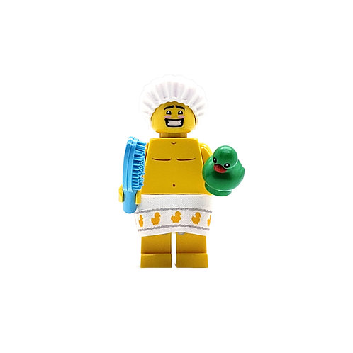 Shower Dude - Lego Minifigure Series 19 (71025)