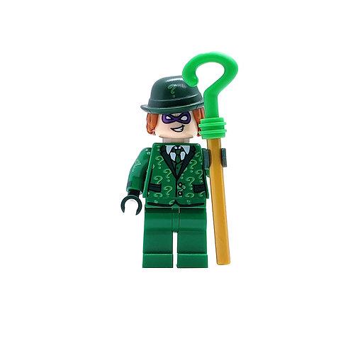 Riddler - The Lego Batman Movie - The Riddler Riddle Racer - (70903)