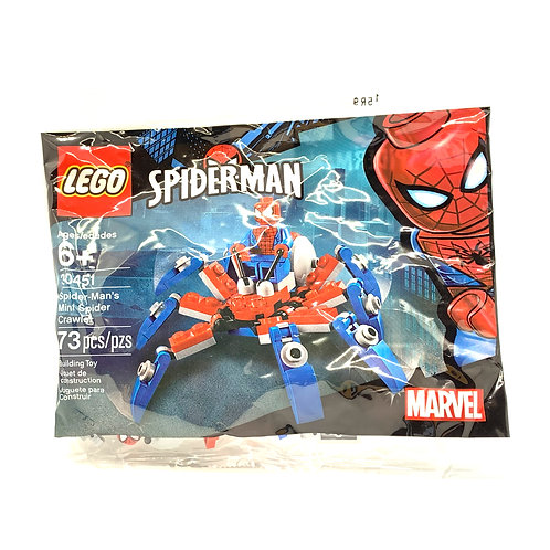 SpiderMan - Spider-Man's Mini Spider Crawler Polybag - (30451)