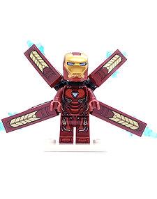 Iron Man Mark 50 Armor - Thanos: Ultimate Battle - (76107)