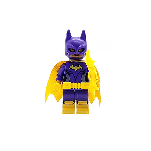 Batgirl - The Lego Batman Movie - Catwoman Catcycle Chase - (70902)