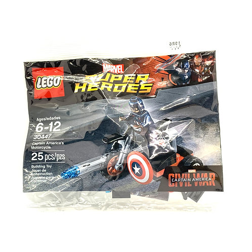 Captain America - Captain America's Motorcycle - (30447)
