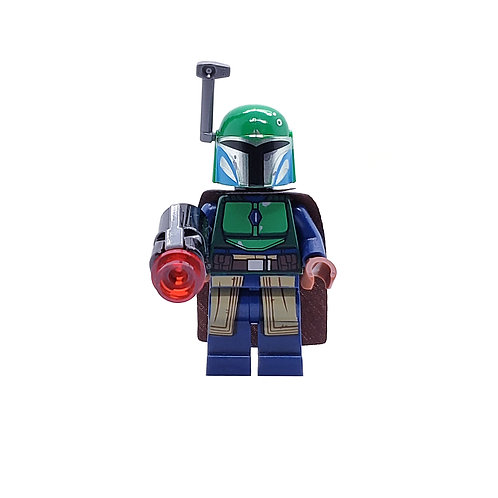 Green Mandalorian Warrior - The Mandalorian Battle Pack - (75267)