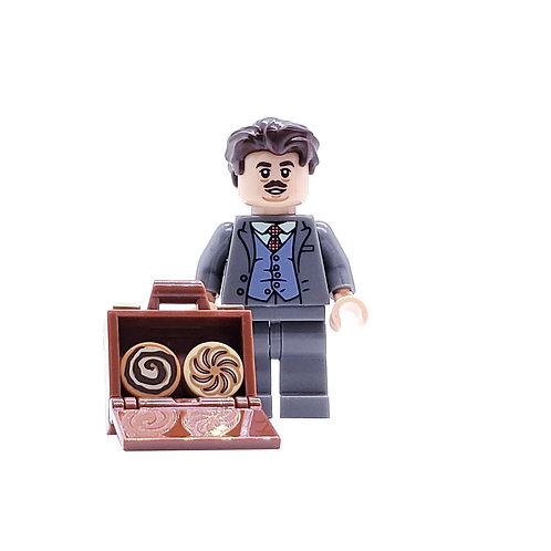 Jacob Kowalski - Harry Potter and Fantastic Beasts Minifig Series 1 - (71022)