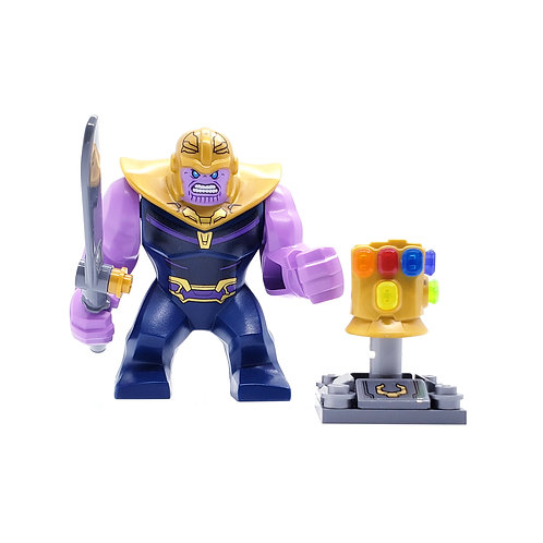 Thanos - Thanos: Ultimate Battle - (76107)