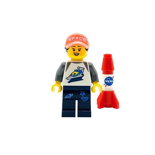Space Fan - Lego Minifigure Series 20 - (71027)