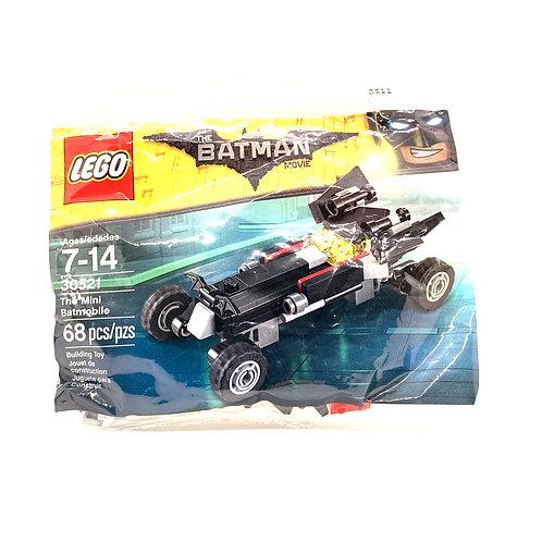 The Mini Batmobile - The Mini Batmobile Polybag - (30521)