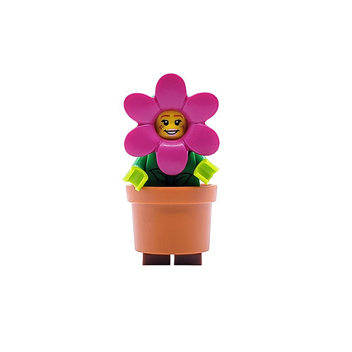 Flower Pot Girl - Lego Minifigure Series 18 (71021)