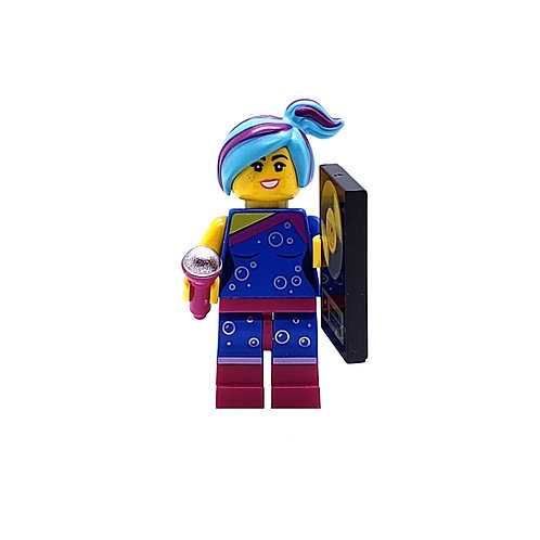 Flashback Lucy - The Lego Movie Series 2 - (71023)